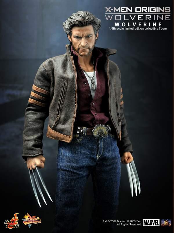 Xmen Origins Wolverine Toys 43