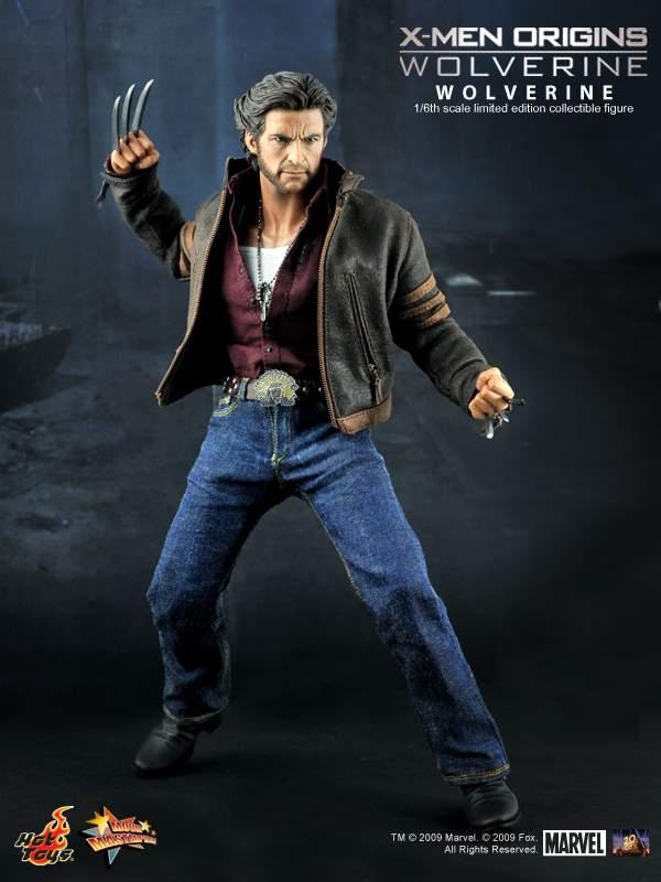 Xmen Origins Wolverine Toys 49