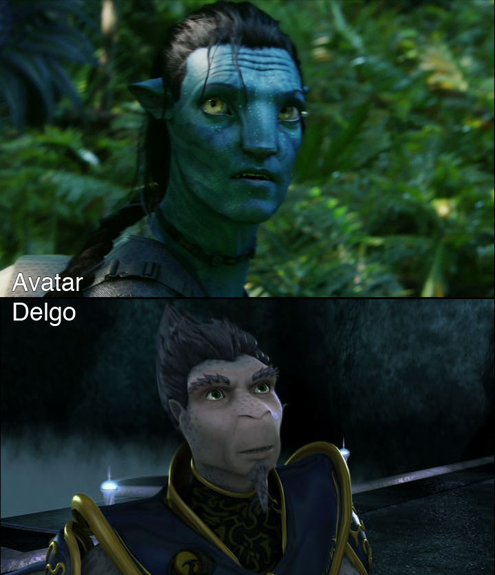 The Striking Resemblance Between Cameron's 'Avatar' And