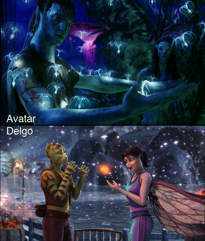 Avatar 2 Yet: The Striking Resemblance Between Cameron's 'Avatar' And