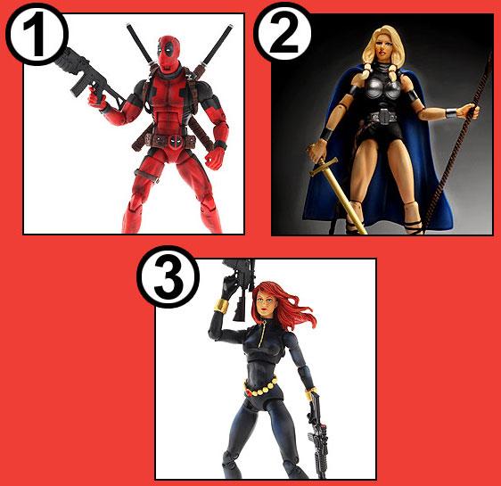 Marvel legends 2 pack