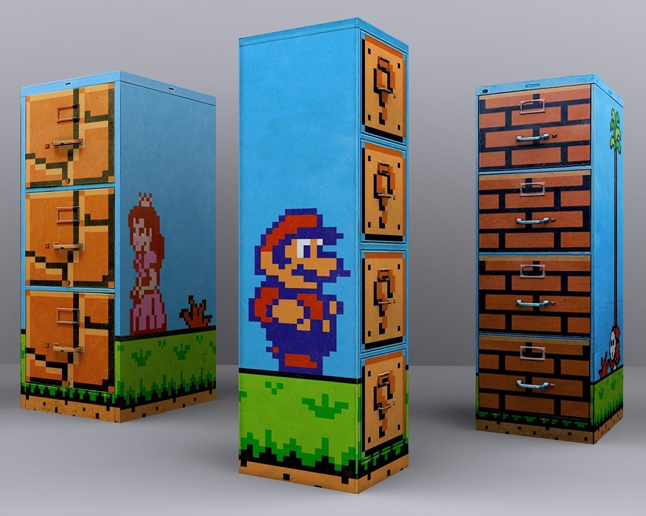 Fun File Cabinet