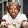Burger King Axing Its Creepy Big-Headed 'King' Mascot