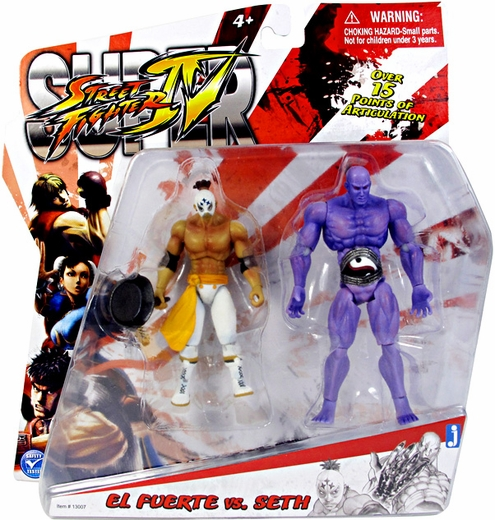 Action Figures Capcom Jazwares Street Fighter 2 Toys Pictures