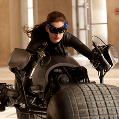 Anne Hathaway Speaks Out On Negative Reaction To Catwoman Suit
