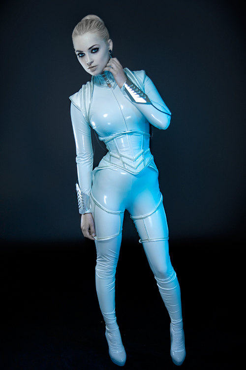 space suit cosplay girl - photo #8