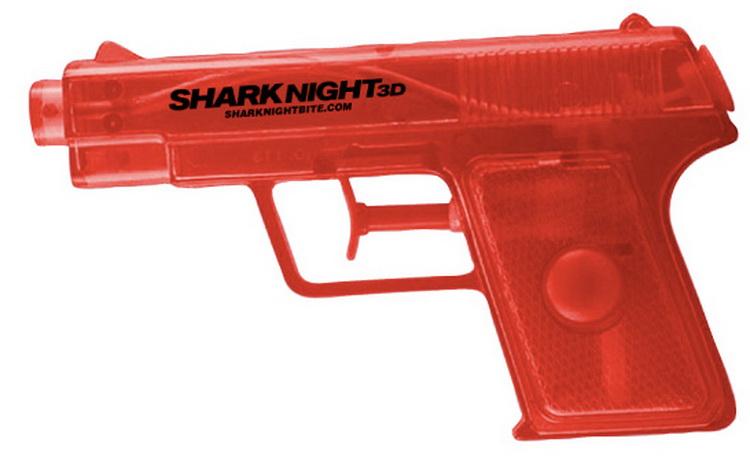 Shark Squirt Gun 19