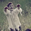Zombie Loving Couple's 'Walking Dead' Themed Wedding Pics