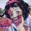 Zombie Disney Princesses And More From Clocktowerman
