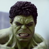 Hot Toys - The Avengers: 1/6th scale Hulk Limited Edition Collectible Figurine