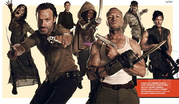 Walking Dead Season 3 - Tons Of New Promo Images Released ...