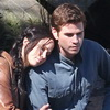First Peek of Jennifer Lawrence and Liam Hemsworth On Set of THE HUNGER GAMES: MOCKINGJAY