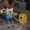 Adventure Time Main Title - Created Using LEGOS