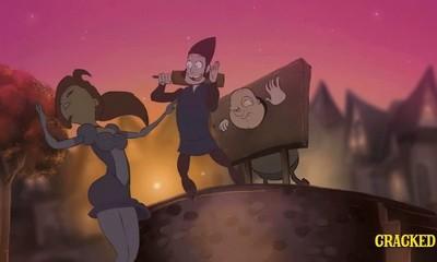 If Disney Cartoons Were Historically Accurate - Disney Musical Parody_feat.jpg