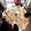 Japanese Musicians Create Great Sounds With Cups, Bowls, and Chopsticks