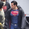 First Look At Superman's New Costume For BATMAN V SUPERMAN: DAWN OF JUSTICE