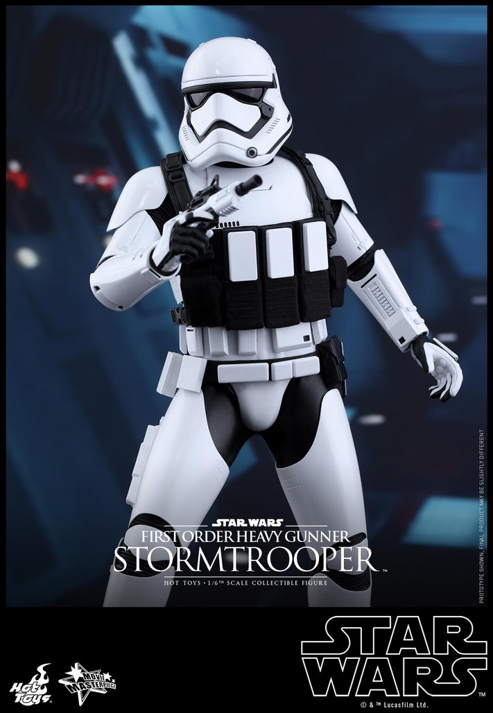 Hot Toys Star Wars: The Force Awakens 1/6th scale First