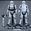 Hot Toys Star Wars: The Force Awakens 1/6th scale First Order Stormtroopers Collectible Figures Set