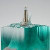 Ben Young Uses Glass and Concrete To Create a Beautiful Ocean