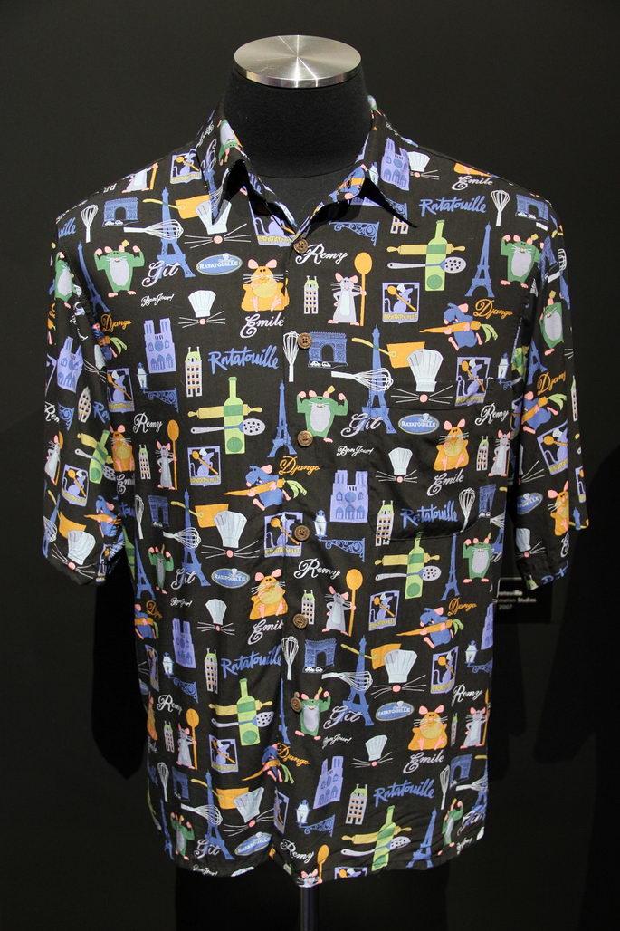 John Lasseter Has a Hawaiian Shirt For Every Disney Movie