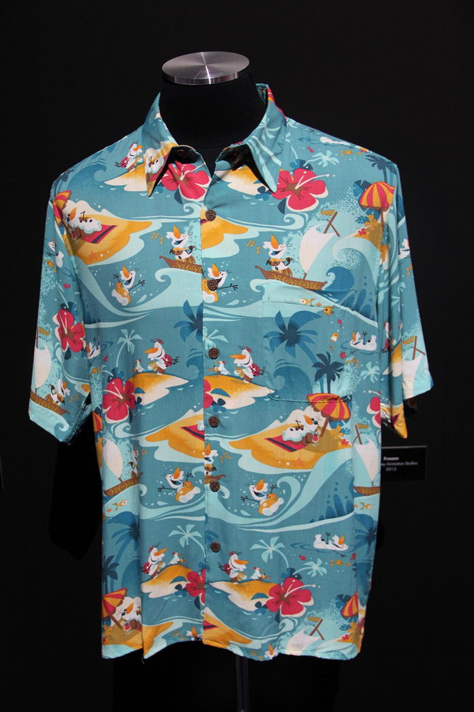 John Lasseter Has A Hawaiian Shirt For Every Disney Movie