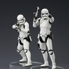 Kotobukiya Unveils The First Order Stormtrooper Two-Pack ARTFX, Chopsticks, and More