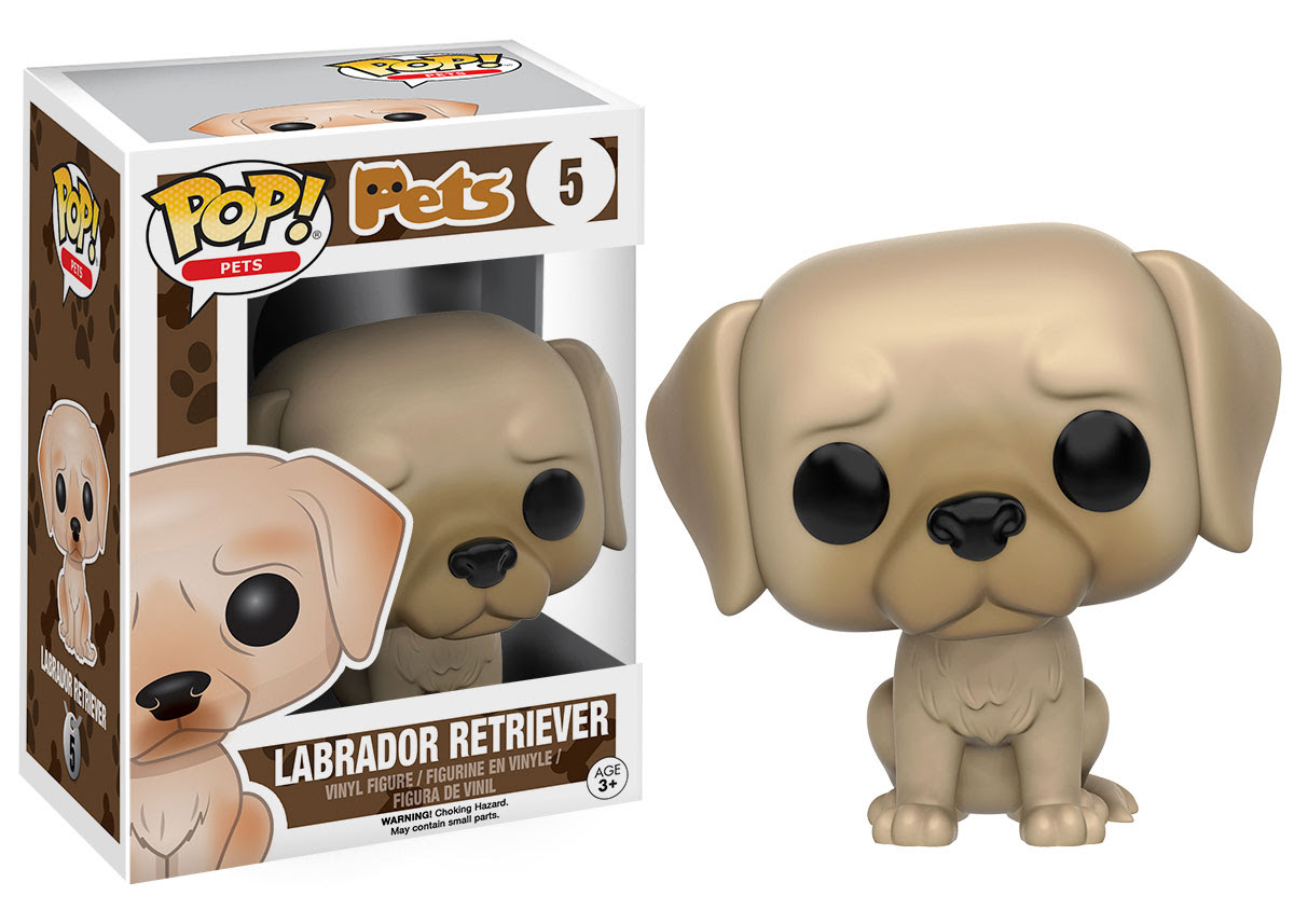 Cats And Dogs Pop Figures
