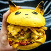 Good Luck Choosing Your Favorite Pokemon Burger