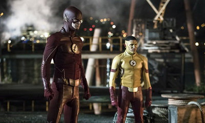 What's Hot: 'The Flash' Season 3 Promo Images Are Awesome/ A Little Spoilery