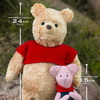 Hot Toys - Christopher Robin- Winnie the Pooh and Piglet Collectible Set