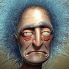 Wil Hughe's Nightmare Inducing Realistic 'Rick and Morty' Portraits