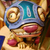 D23 Expo: Stitch Experiment 626 Custom Art Exhibition