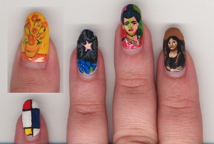 The 40 Geekiest Finger Nails On The Net | YouBentMyWookie