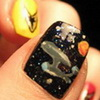 The 40 Geekiest Finger Nails On The Net