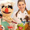 Teaser Trailer For Disney's Upcoming 'The Muppets Kitchen' With Cat Cora!