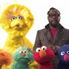 Will.i.am Sings 'What I Am' With Sesame Street Gang