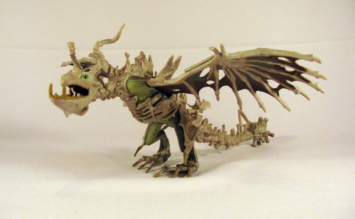 Spin Master: 'How To Train Your Dragon' Bone Knapper ...