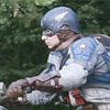 Your First Look At The Captain America Costume From Movie Set