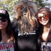 Hater's Gonna Hate - Random Axe's Rap Video Featuring Unauthorized Chewbacca Appearance