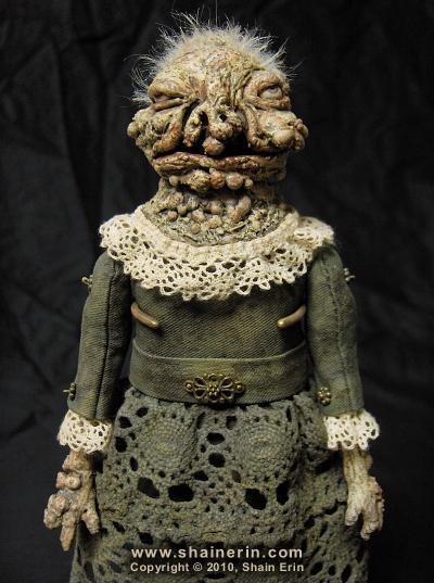 surrealist horrific children u2019s doll series from the