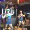 Geeky Super Mario Bros.-Themed Pole Dancing (SFW)