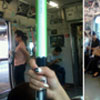 Tokyo's Train Railings Turned Into Lightsabers To Promote 'Stat Wars' Blu-ray