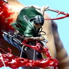 Custom ATTACK ON TITAN Diorama Brings The Anime To Life