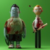 The Shaun Of The Dead and The World's End Figures You've Always Dreamed of