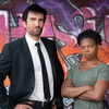 First Image From POWERS Featuring Sharlto Copley and Susan Heyward