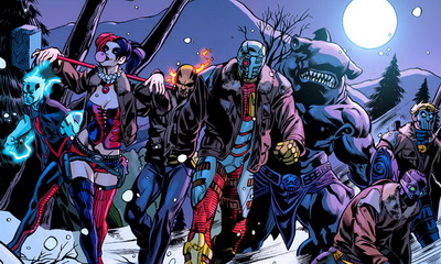 What's Hot: Is a SUICIDE SQUAD Movie In The Works?