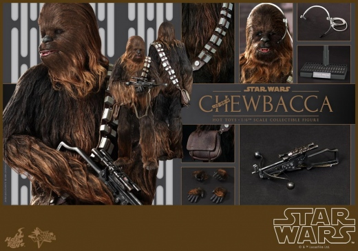 Hot Toys - Star Wars Episode IV A New Hope - Chewbacca Collectible Figure_PR14.jpg