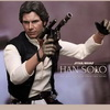 Hot Toys Star Wars: Episode IV A New Hope: 1/6th scale Han Solo Collectible Figure