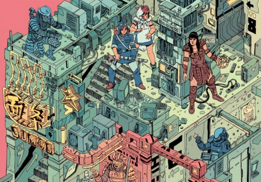 The-Raid-Section-6-by-Josan-Gonzalez-Laurie-Greasley.jpg