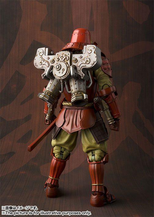 Tamashii Nations Samurai Iron Man Action Figure Youbentmywookie
